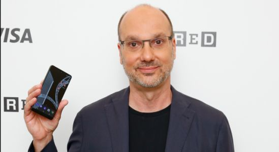 Andy Rubin returns to Essential after being away for a breath