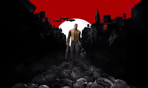 'Wolfenstein II: The New Colossus' heads to Nintendo Switch next year