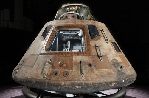 Smithsonian Extends Apollo 11 Spacecraft Tour, Adds Stop in Cincinnati