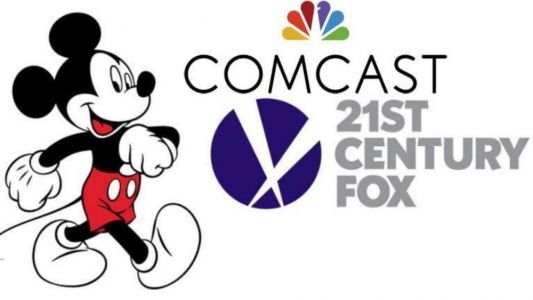 Disney to Up Their Bid for Fox with Cash