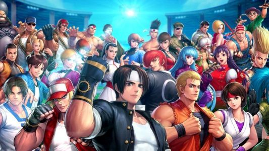 Get $15 worth of freebies for King of Fighters ALLSTAR with Twitch Prime
