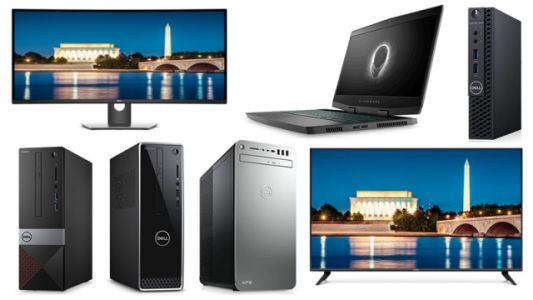ET Early Dell President's Day Deals: Discounts on XPS Desktops, Alienware Gaming, and UltraSharp Monitors