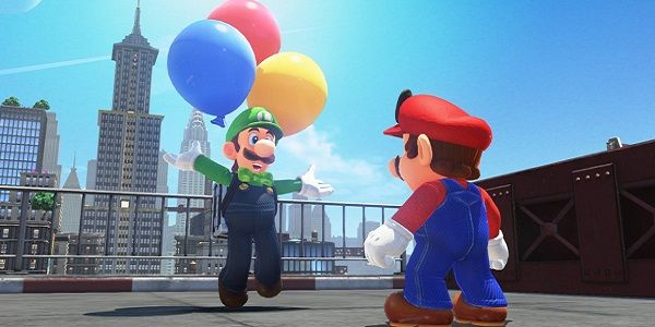 Super Mario Odyssey's First DLC Is Now Available