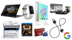ET Deals: $100 off 128GB iPad, SkyTech Ryzen Gaming Desktops, and More