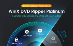 BrandPost: Back Up and Digitize Your DVDs with WinX DVD Ripper Platinum
