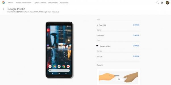 Better hurry: Pixel 2 and Pixel 2 XL are back in stock in the Google Store