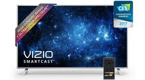 Vizio Claims Smart TVs Spy on You for Your Own Good