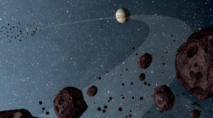 Astronomers Find Alien Asteroid Orbiting 'the Wrong Way' Near Jupiter