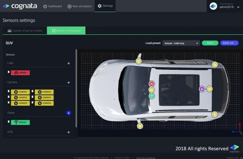 Cognata raises $18.5M as race to deploy autonomous vehicles quickens