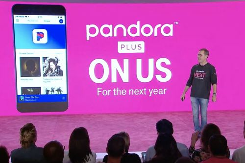 T-Mobile is giving customers a free year of Pandora Plus