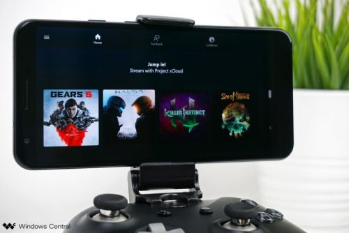 Xbox Project xCloud streaming won't destroy your data cap