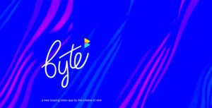 Byte, a creation app from the co-founder of Vine, is coming next year