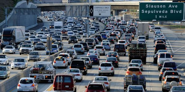 Thanksgiving travel can be a nightmare - here's what time you should leave for the holiday to avoid traffic, according to Google data