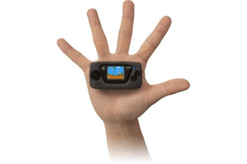Sega is making a Game Gear Micro