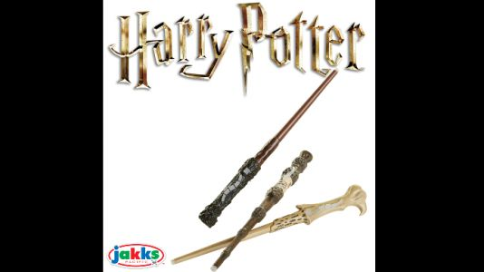 Tech Becomes Magic With These Harry Potter Wand Toys