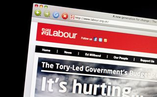 Labour Party targeted by 'large-scale' cyber attack