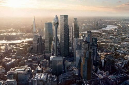 Proposed Tulip skyscraper breaches London regulations