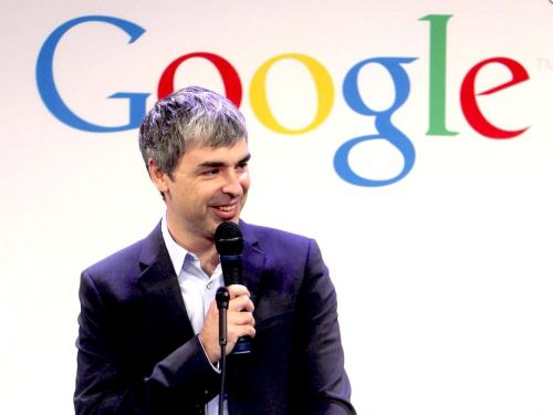 Google's Larry Page 'floored' an early investor when he predicted it could be twice as big as Yahoo before it even had a business model