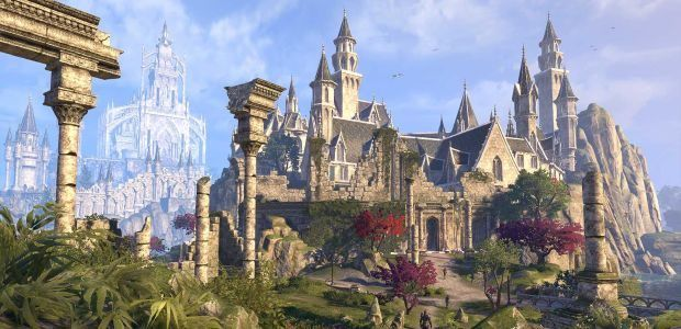 The Elder Scrolls Online: Summerset is out, definitely isn't set in the West Country
