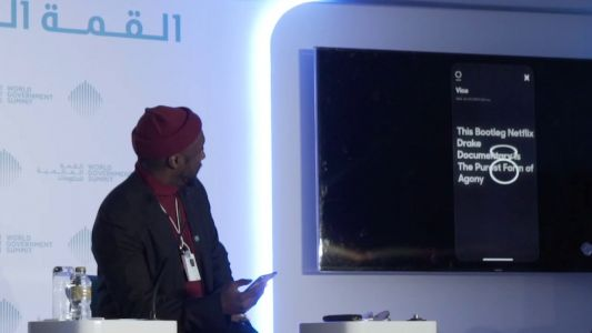 Will.i.am speaks on security, AI, and new partnership with Majid Al Futtaim