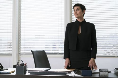 Carrie-Anne Moss on Jessica Jones and opening up to MeToo: 'I didn't want to be a victim'