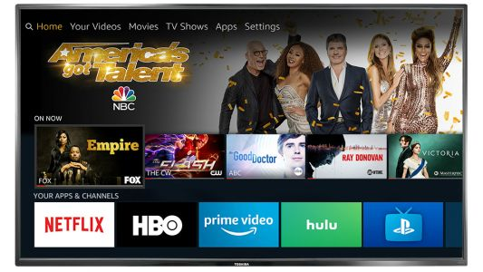 Amazon's first Prime Day deal: save 40% on the Toshiba 43-inch Fire TV today