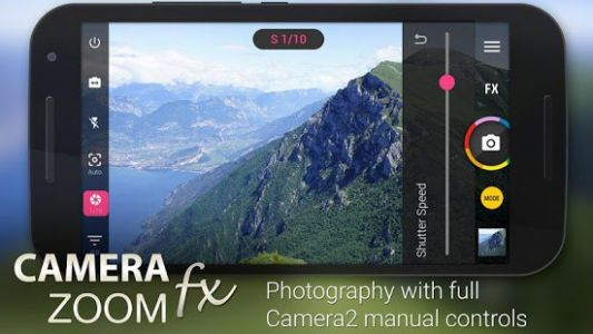 Best free Camera apps for Android in 2018