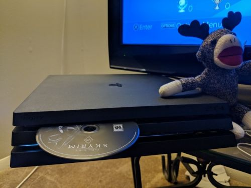 What to do when your PlayStation 4 won't accept a disc