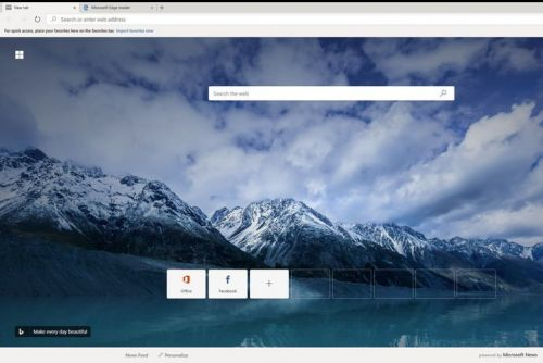 Is Microsoft's revamped Edge your next browser?