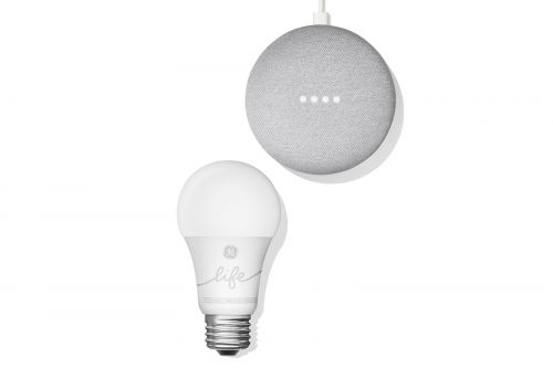 The first Made-for-Google light bulbs don't require a hub