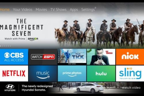 The Amazon Fire TV just got a lot more annoying