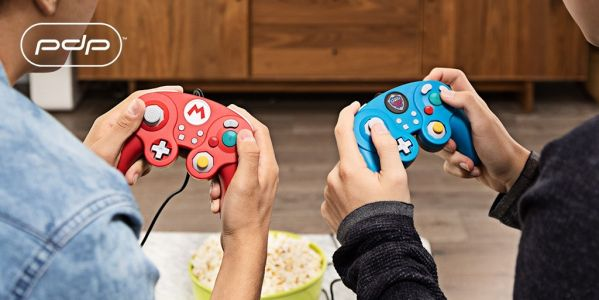 Nintendo Switch Gets Three New GameCube-Like Controllers For Smash Bros. Ultimate