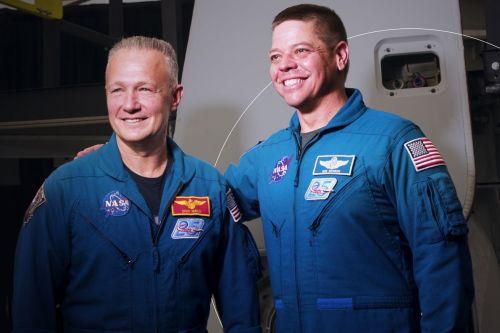 How SpaceX's first astronaut crew is preparing to take on a brand new spacecraft
