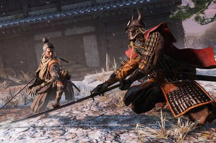 'Sekiro: Shadows Die Twice,' next game from 'Dark Souls' dev, coming March 22 2019