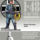 Baueda Releases New 1-48Tactic German Miniature