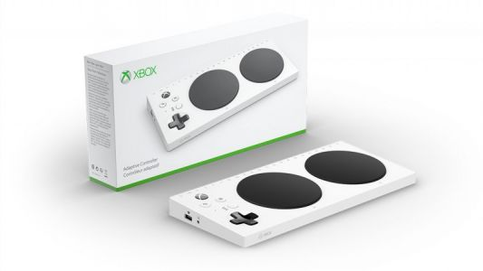 Google's Stadia Will Support The Xbox Adaptive Controller