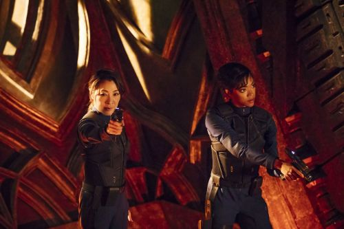 Star Trek: Discovery boldly goes where no Star Trek show has gone before