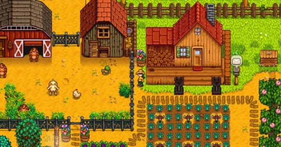 Stardew Valley is coming to iOS and it'll let you import your PC saves