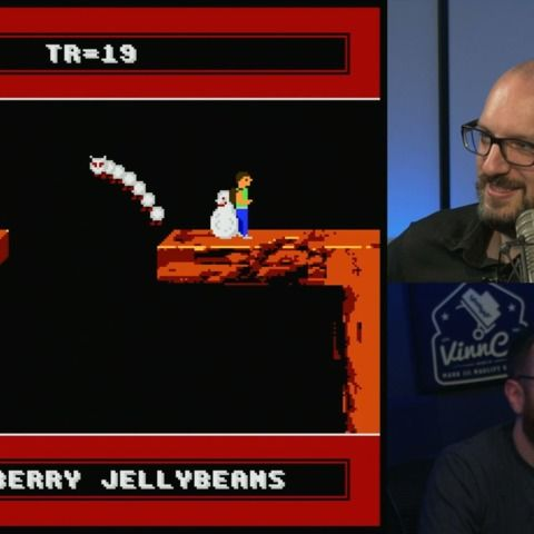 GBE Playdate: A Boy and His Blob - Trouble on Blobolonia