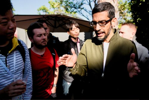 Google's Employee Diversity Numbers Haven't Really Improved