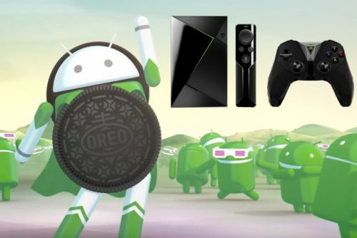 Nvidia's Shield TV gets an overhaul with Android 8.0 Oreo