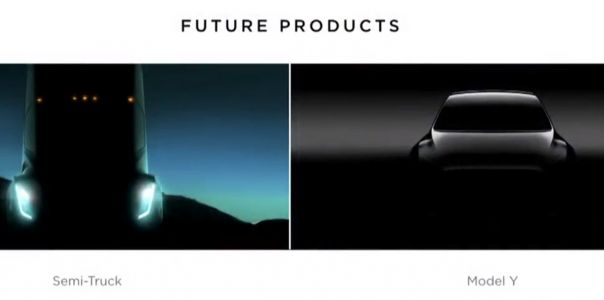 Tesla's electric truck will be revealed October 26th