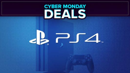 PS4's Best Cyber Monday Gaming Deals 2019: PS4 Pro, Game Deals, And More