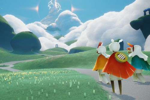 Thatgamecompany's Sky is out now for iOS