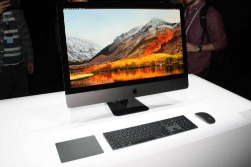 Apple's upcoming iMac Pro might have an iPhone chip