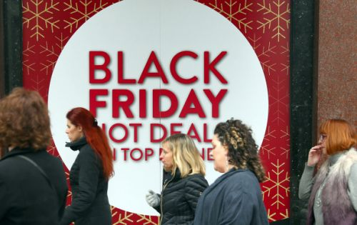 Here's a state-by-state look at what shoppers are searching for ahead of Black Friday
