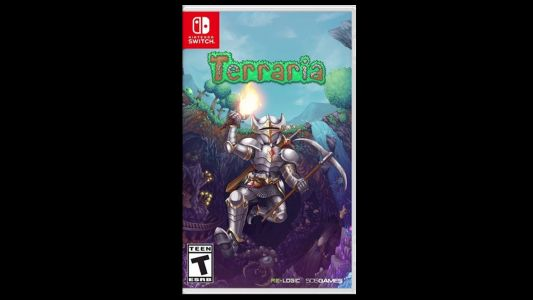 Terraria Coming to Switch This Week