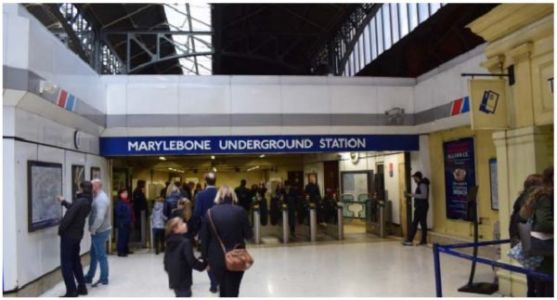 London Underground plans upgrade for Marylebone tube station