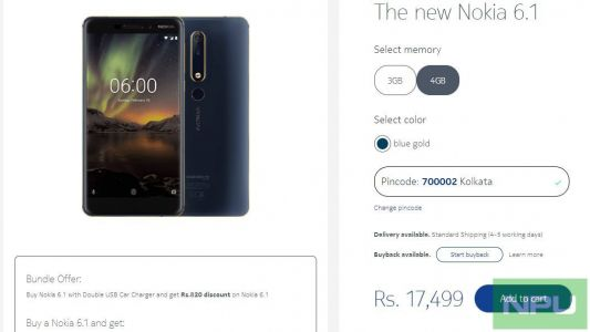 Impending Nokia 6.1 Plus launch makes HMD slash Nokia 6.1 pricing in India