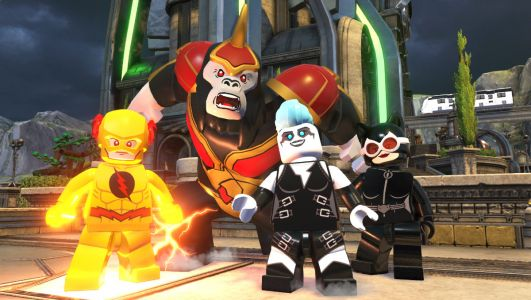 How not to be a villain, with LEGO DC Super-Villains